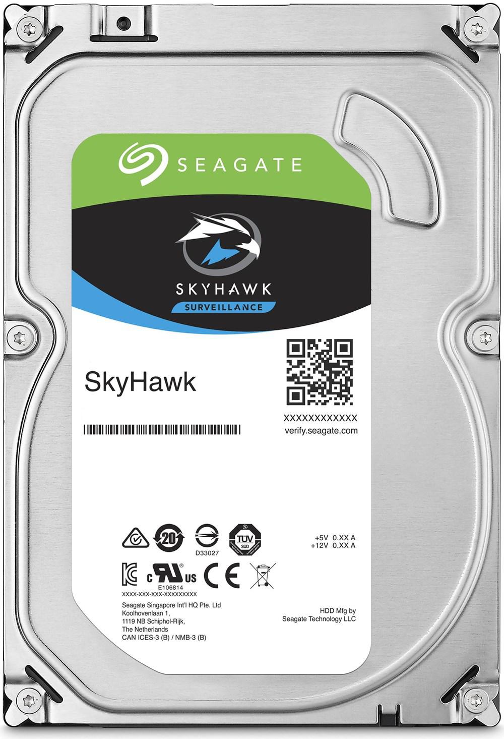 1 TB SATA III 64MB Seagate SkyHawk