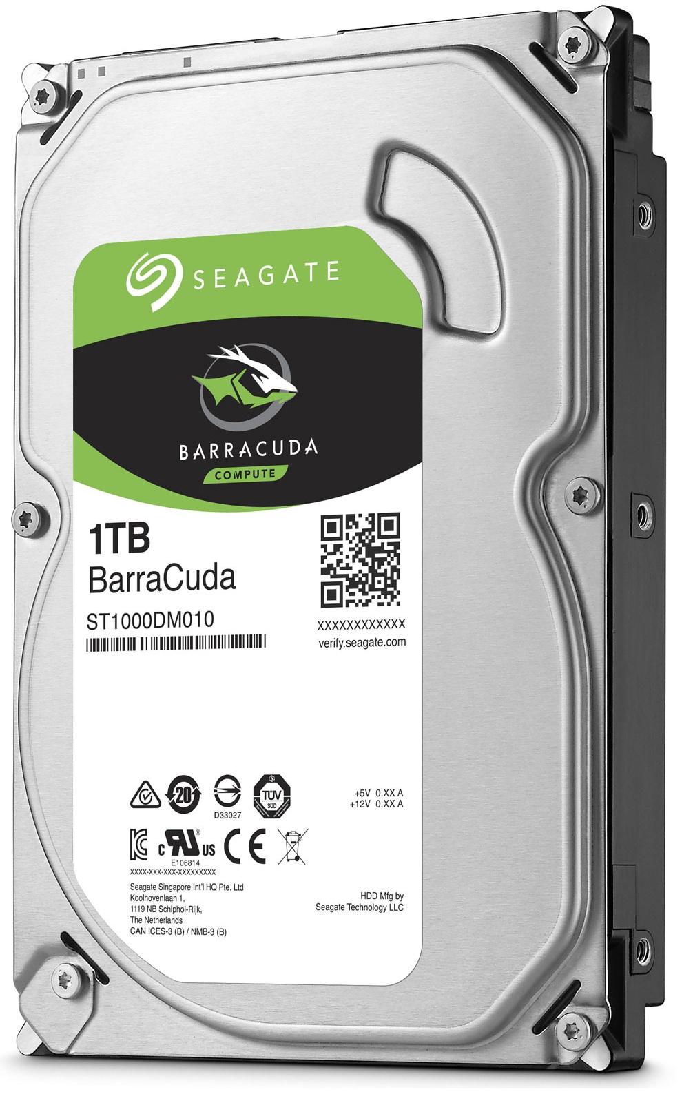 1 TB SATA III 64MB SEAGATE ST1000DM010