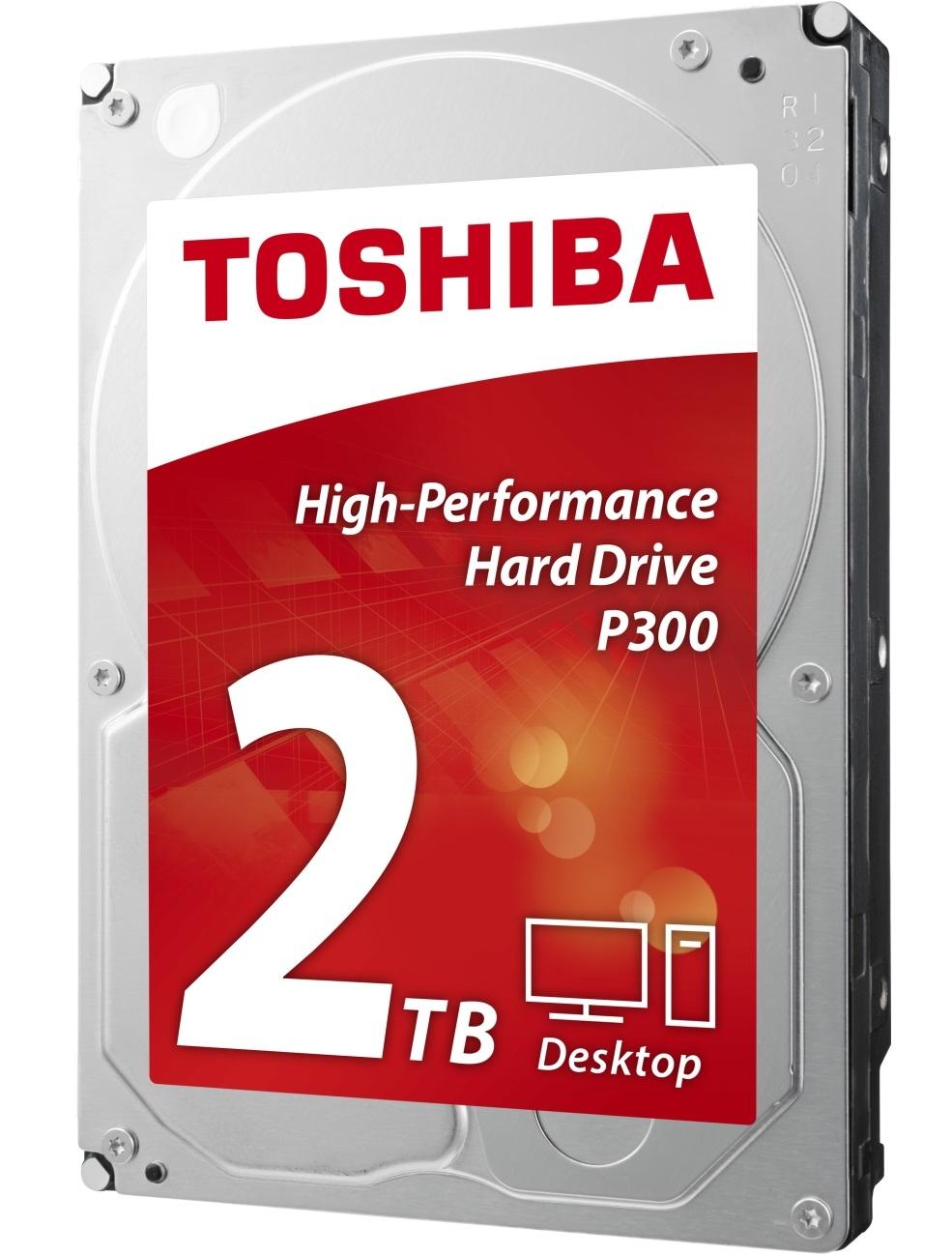 2 TB SATA III 64MB Toshiba P300
