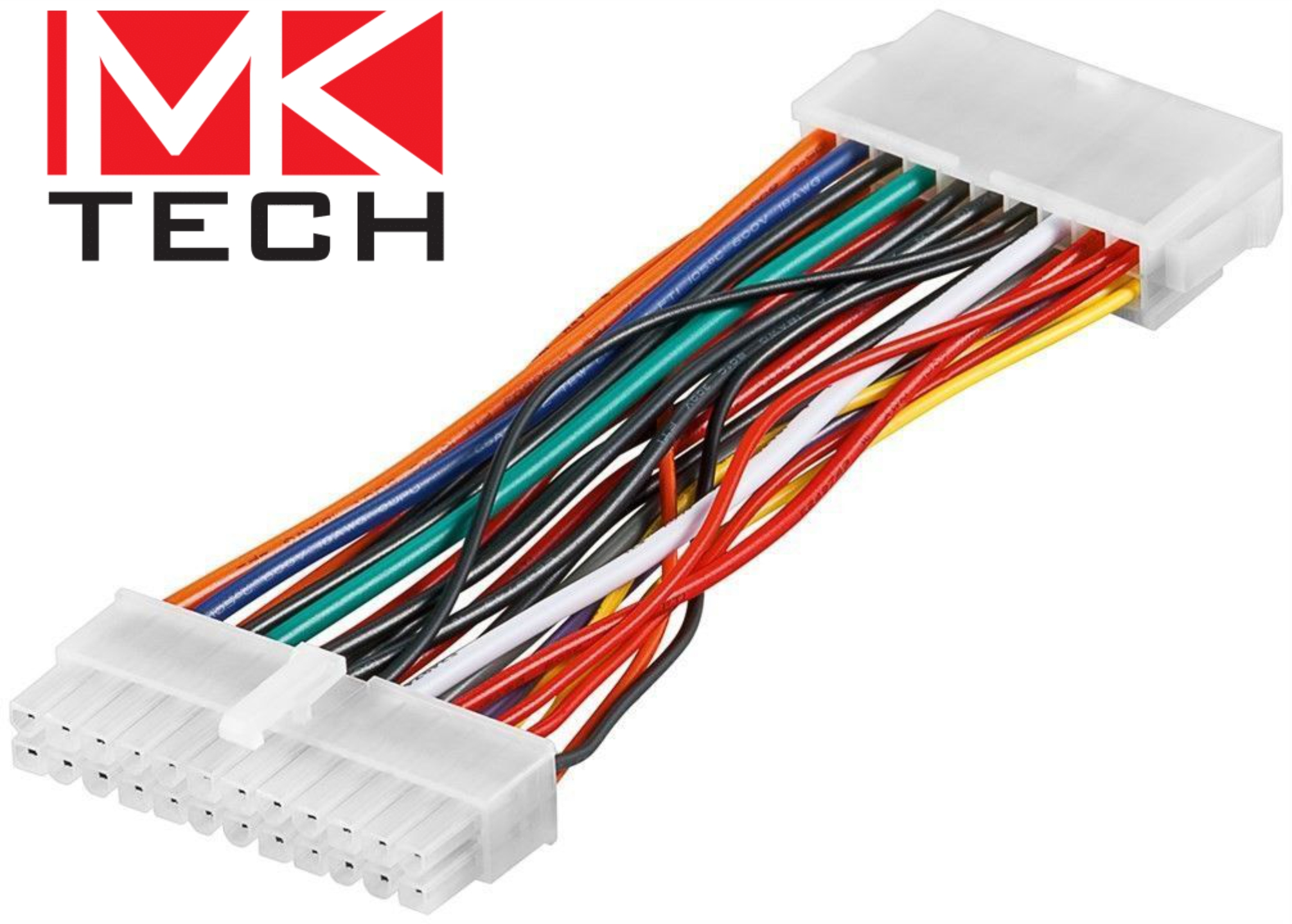 20pin-F to 24pin-M MKTECH