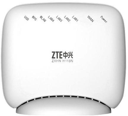 300Mbps ZTE H118N Безжичен рутер