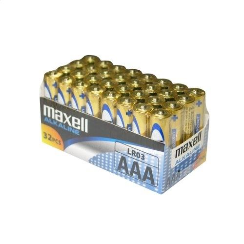 ААА 1.5V 32бр. Alkaline Maxell LR03