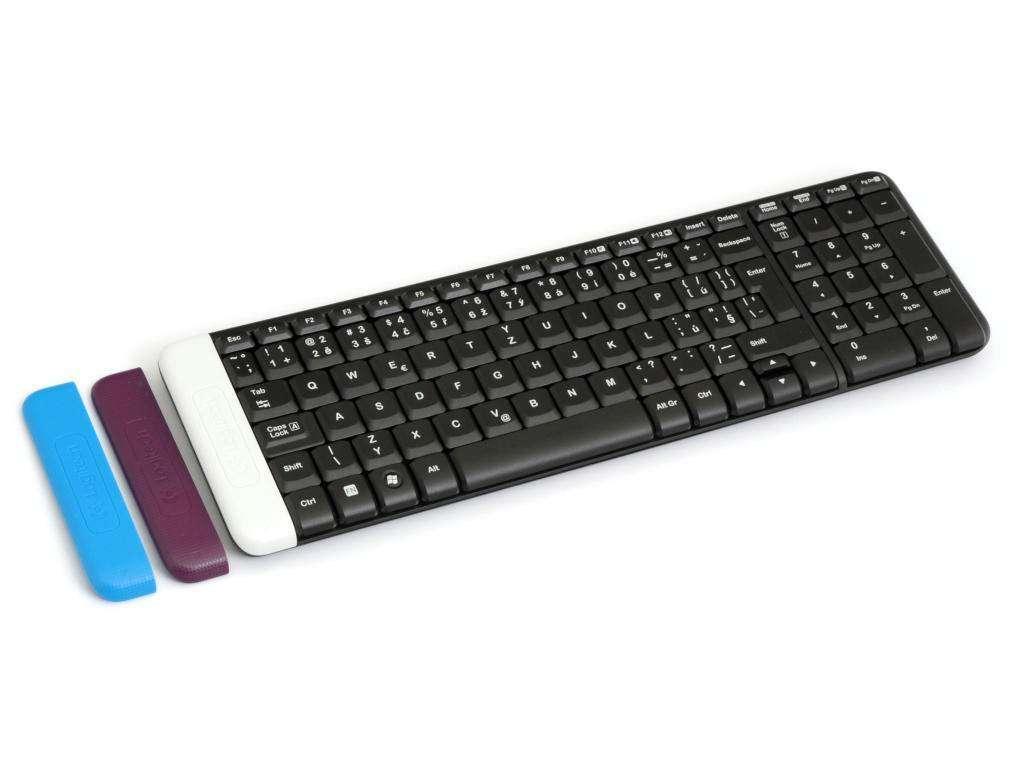 Безжична клавиатура Logitech K230
