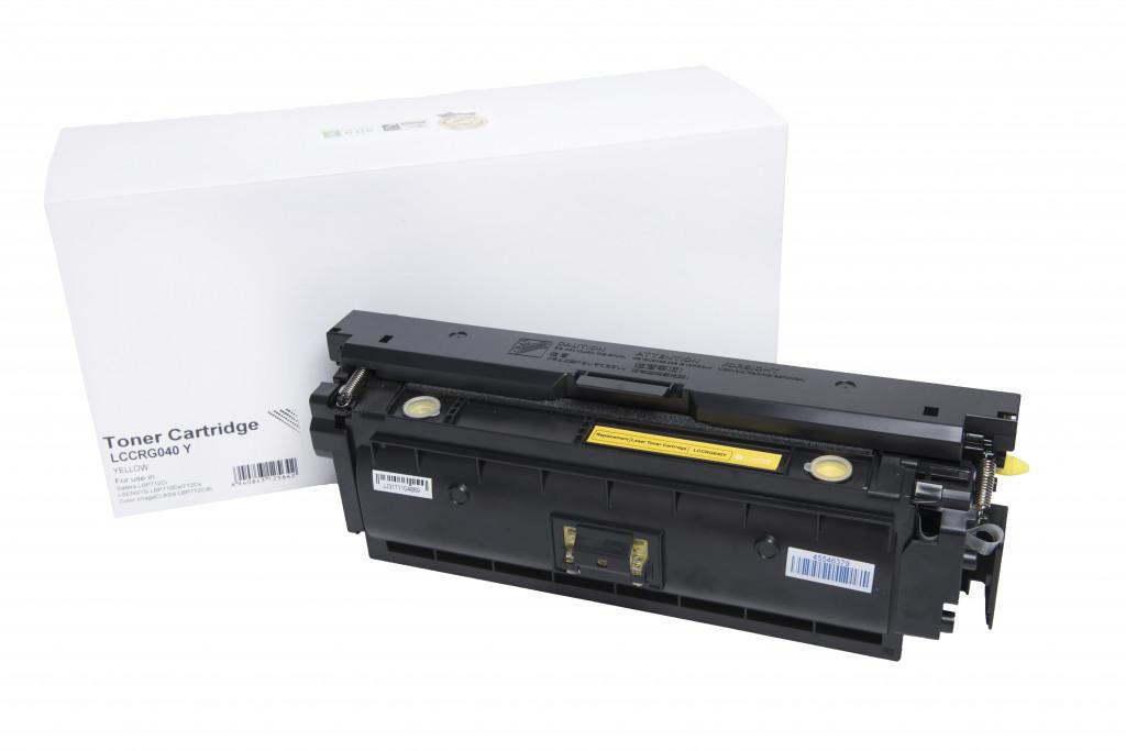 Canon CRG040 Yellow (5.4K) Съвместима