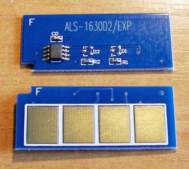 Чип Samsung ML 1630/1631/SCX 4500/4501(2k)