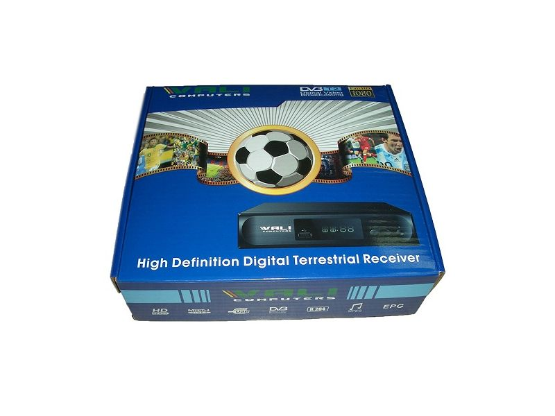 DVB-T Декодер цифрова телевизия DTR5110