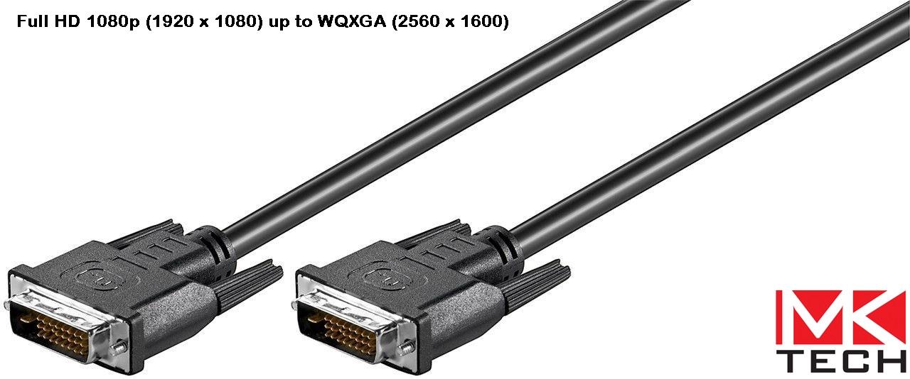 DVI 24+1 M to DVI 24+1 M (5.0m) MKTECH