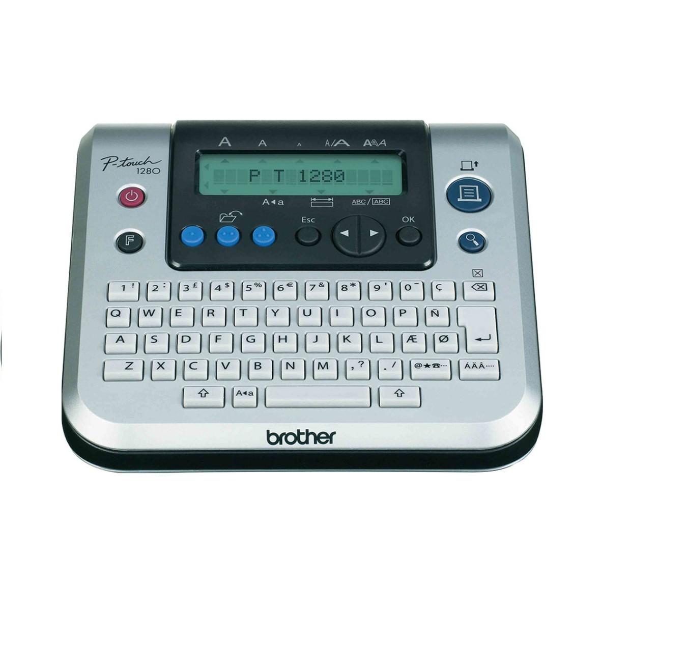 Етикетен Принтер Brother PT-1280