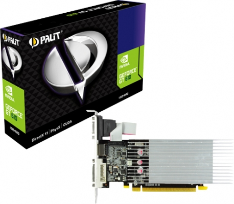 GeForce GT 610 1GB DDR3 64bit Palit