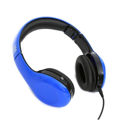 Геймърски слушалки FREESTYLEFH4920BL,сини, мик