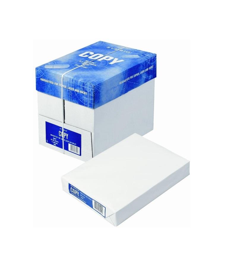 Хартия SYMBIO COPY A4, 500 листа в пакет, 80g/m