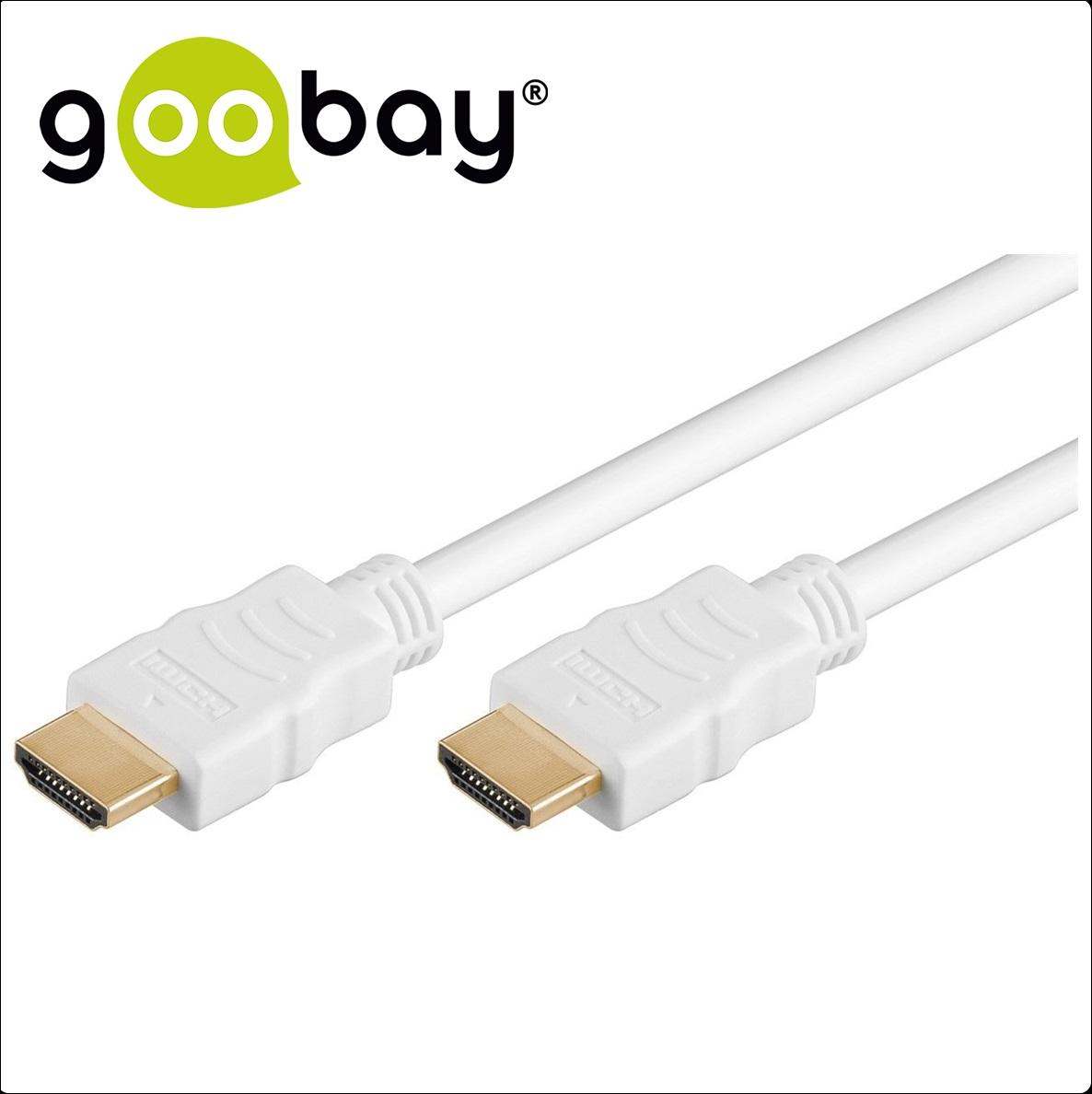 HDMI v1.4 M/M 10.0m (30 Hz/2160p)  GOOBAY 31896