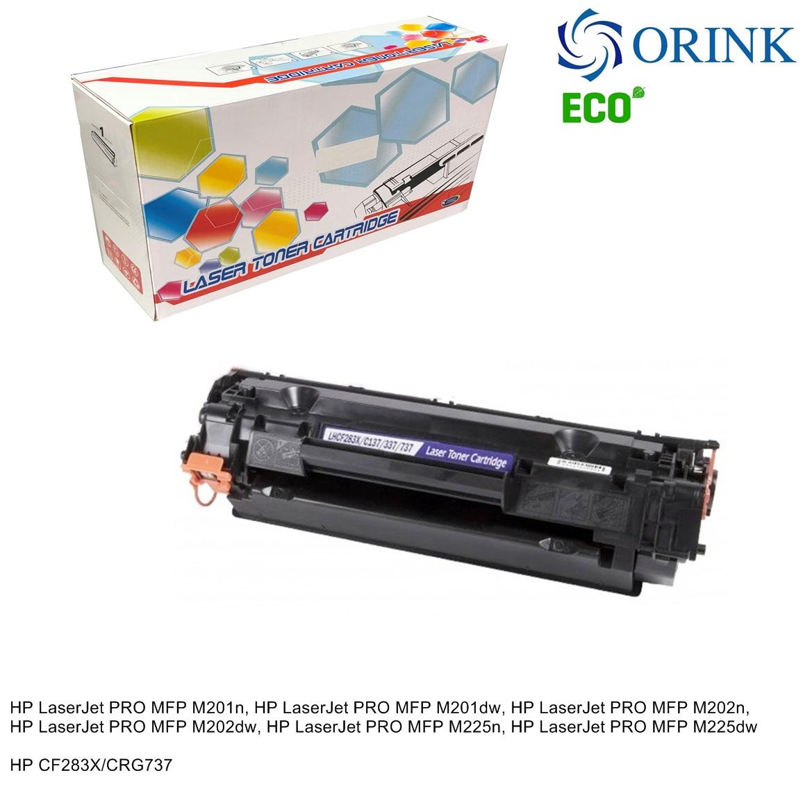 HP CF283X/CRG737 (2.2K) ORINK ECO