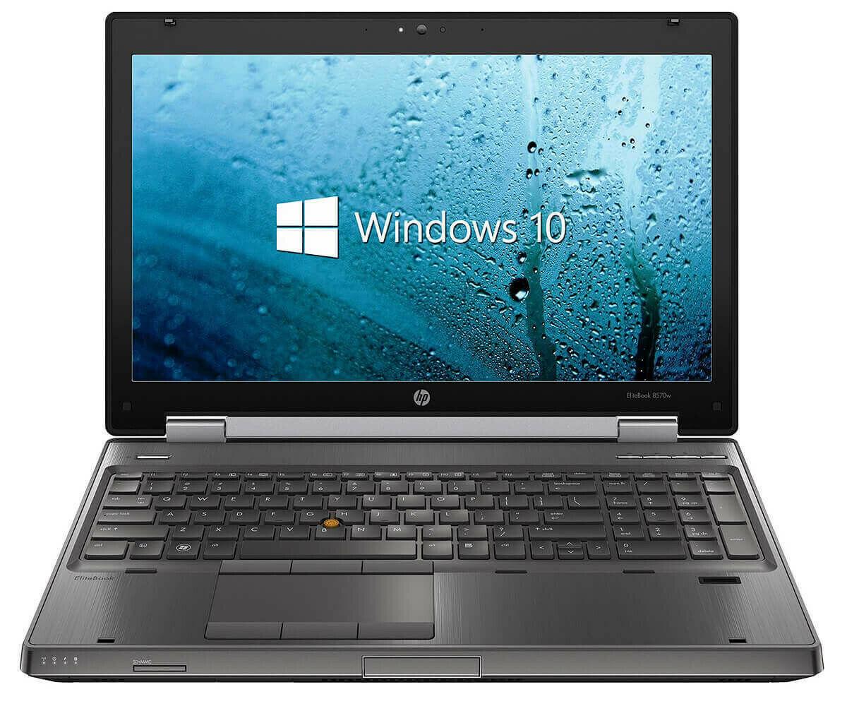 HP EliteBook 8570w(i7-3720QM/8Gb/500Gb/15.6)