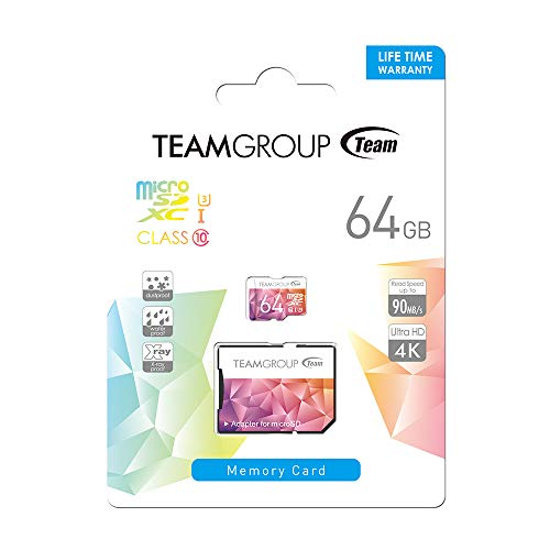 Карта памет  64 GB Team Group TCIIUSXH64GU351