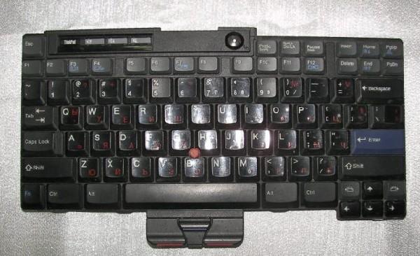 Клавиатура IBM R30 R31