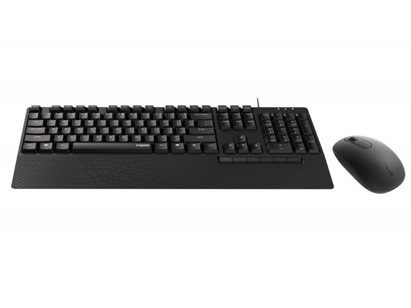 Клавиатура с мишка RAPOO NX2000