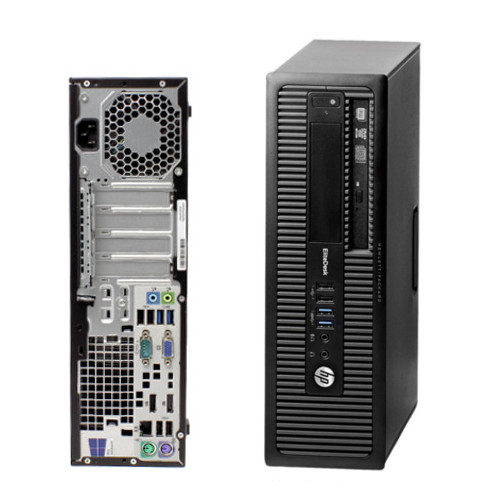 Компютър HP EliteDesk 800 Core-i3 4160,8GB,500GB