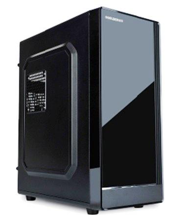 Кутия VLINE F01 / 450W PSU/ Черна