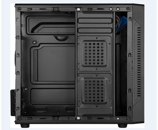 Кутия VLINE F03 / 450W PSU/ Черна