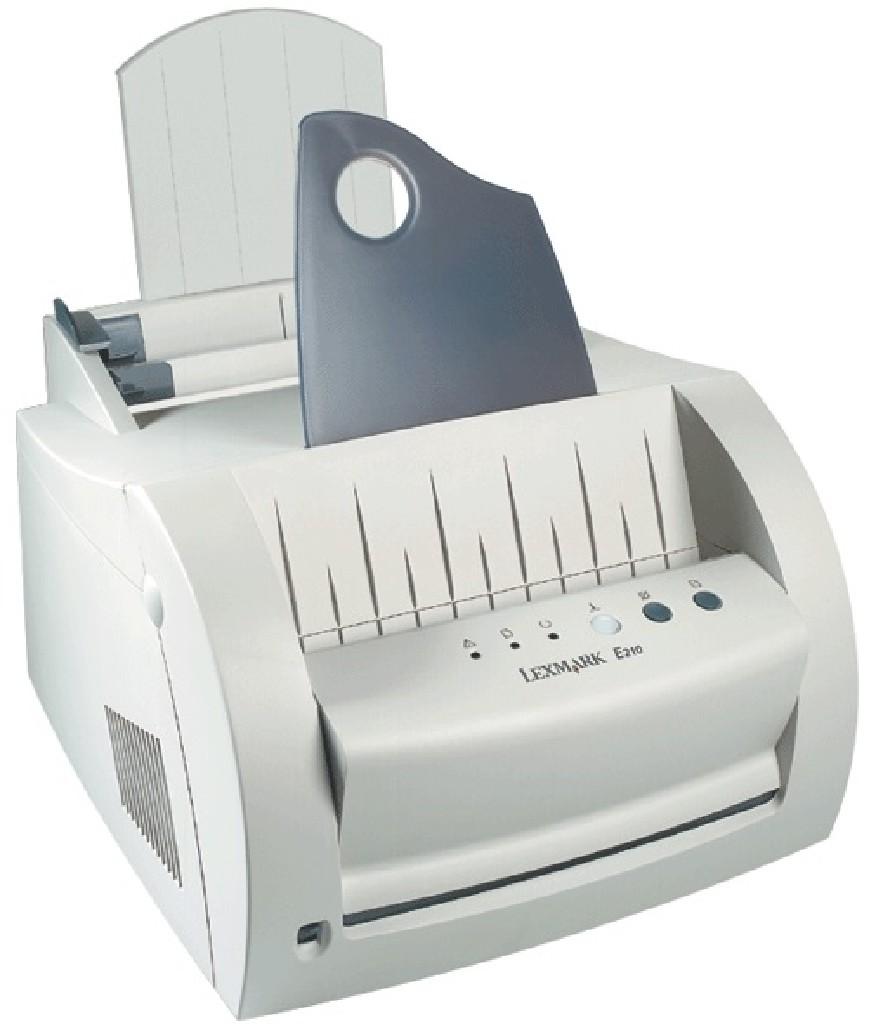 Лазерен принтер Lexmark E210