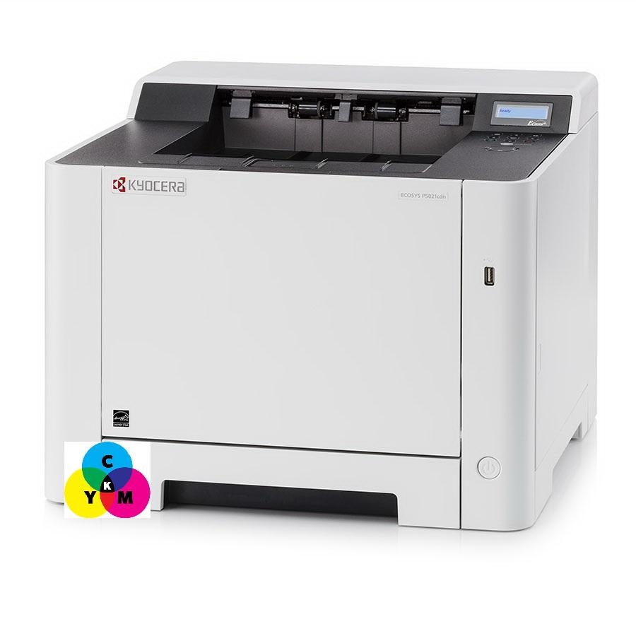 Лазерен принтер цветен Kyocera P5021CDN