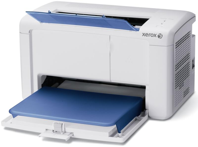 Лазерен принтер XEROX Phaser 3010