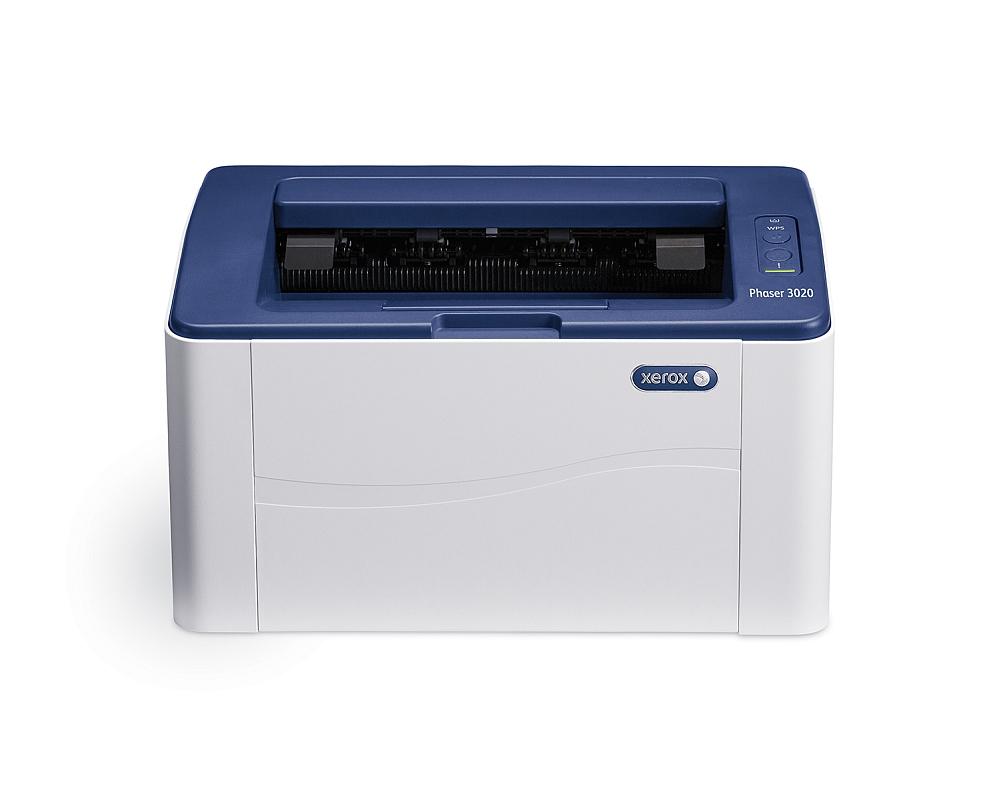Лазерен принтер XEROX Phaser 3020 Wi-Fi