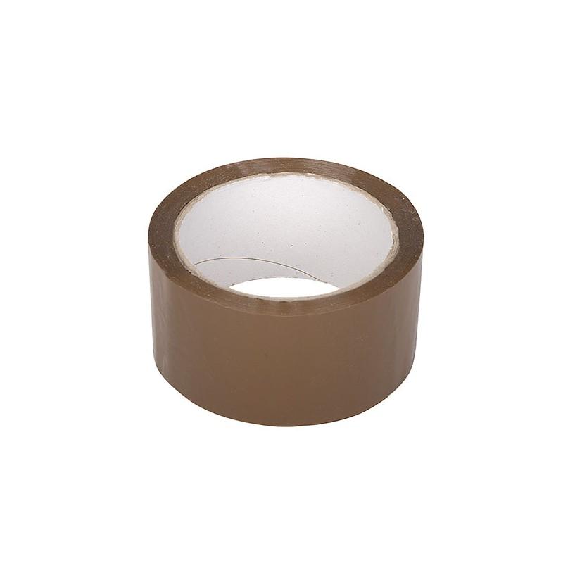 Лепяща опаковъчна лента 48mm x 60m кафява