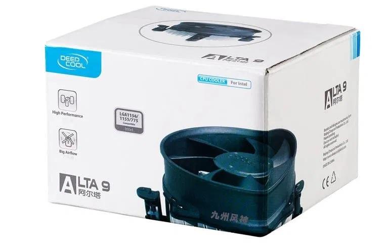 LGA-1150/1151/1155/1156/LGA775 DeepCool ALTA9