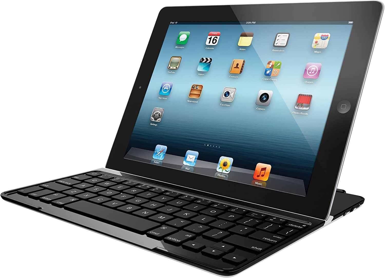 Logitech Ultrathin Keyboard Cover (iPad 2, iPad)