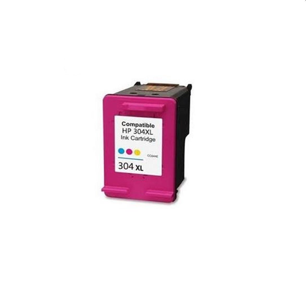 Мастилница HP 304XL Tri-Color N9K07AE С-ма