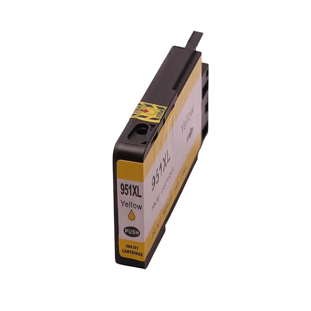 Мастилница HP 951XL (CN048AE) Yellow С-ма
