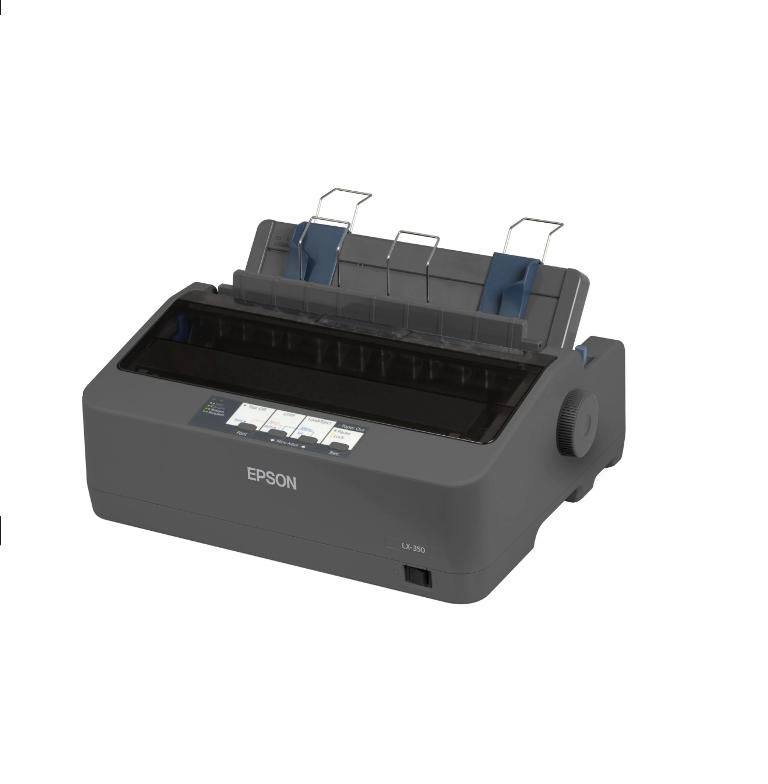 Матричен принтер EPSON LX-350 9 pins 80 column