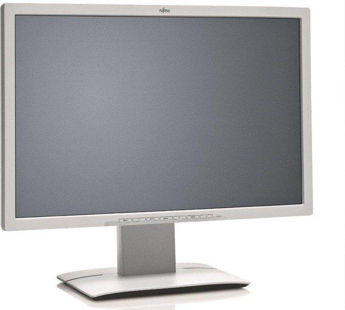 """Монитор 24"""" Fujitsu-Siemens b24w-6 Wide Бял"""