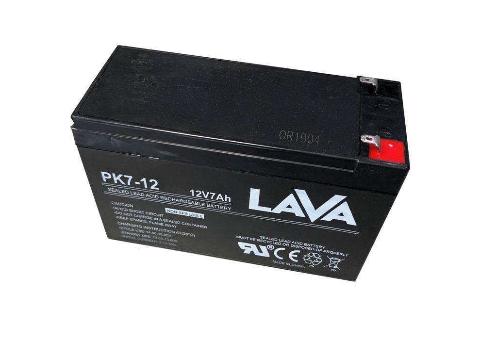 Оловна батерия 12 V/7 Ah LaVa