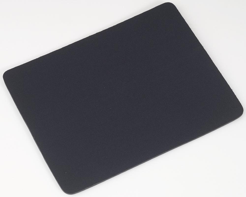 Пад за мишка Gembird MP-A1B1 , Текстил, Черен