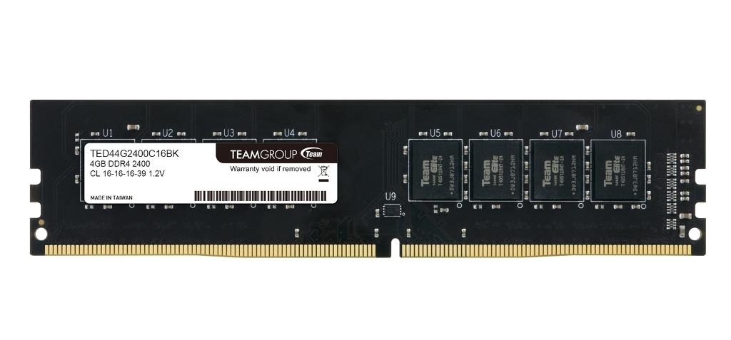 Памет DDR4  4 GB 2400MHz Team Group