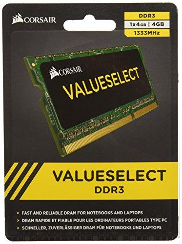 Памет SODIMM DDRIII 4 GB 1333Mhz Corsair