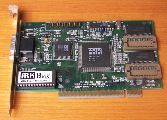 PCI 1MB ARK 1000PV