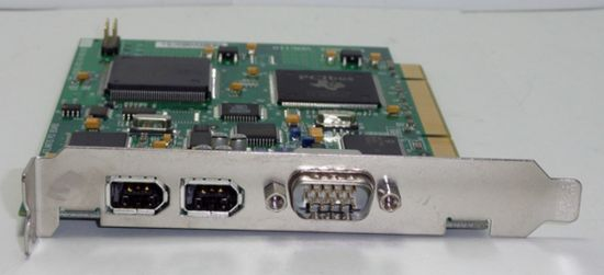 PCI Emuzed Atlantis MS-8604 Video Capture Board
