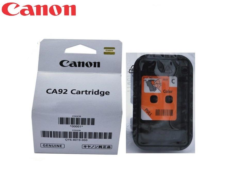 Печатаща Глава Canon CA92 Cartridge Color ORIGIN