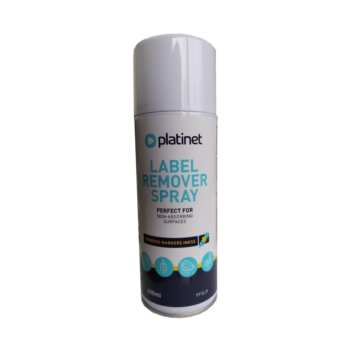 Platinet PFSLR Label Remover Spray 400мл