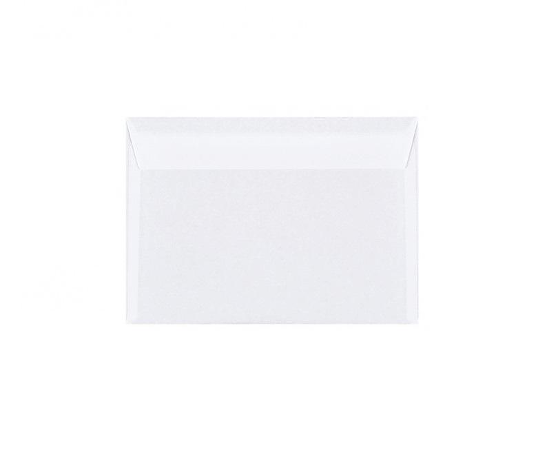 Плик бял C6 114х162mm Стикер (оп. 100бр.)