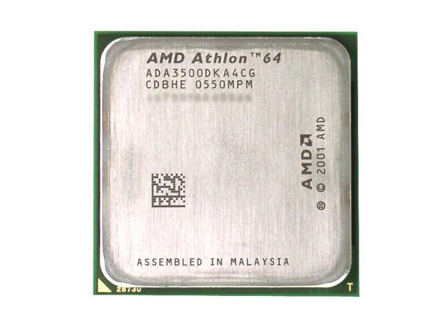 Процесор AMD Socket 939 Athlon 64 3500+ 2.2GHz