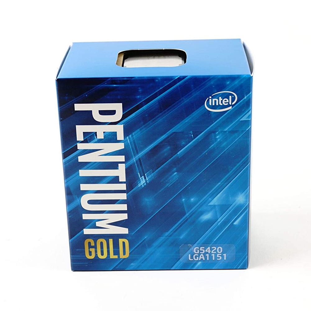 Процесор LGA1151 Intel G5420 (Box)