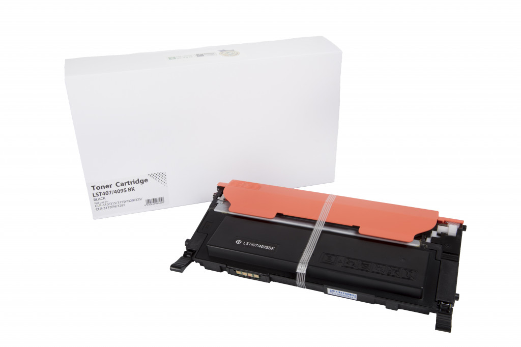 Samsung CLT-K4072S, CLT-K4092S Black (2.5K)