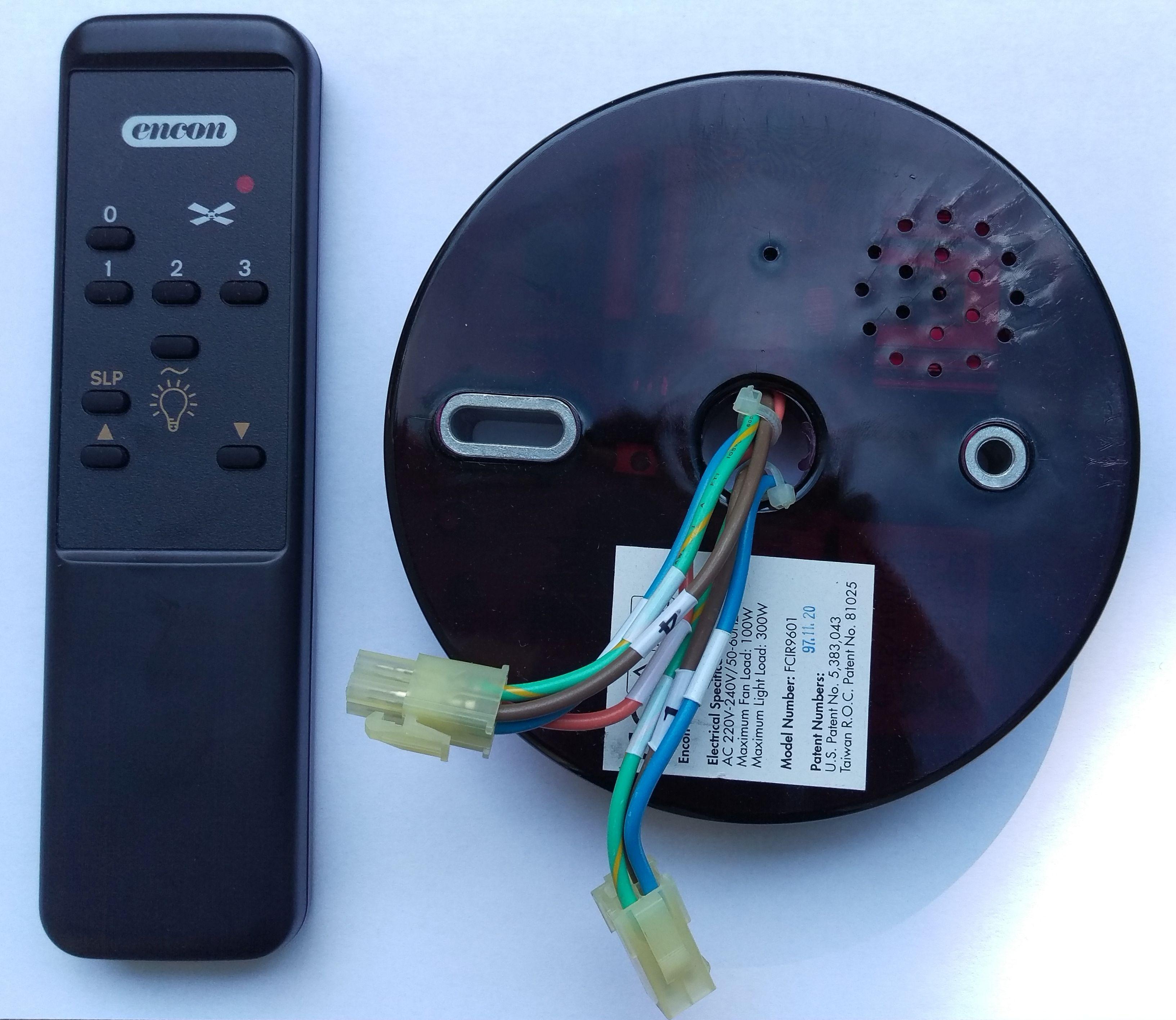 Система за дистанционен контрол ENCON