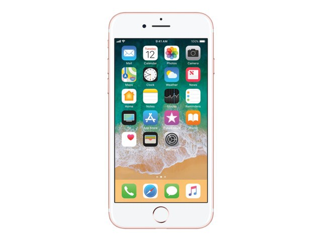 "Смартфон  iPhone 7 128GB,4.7 "" Rose Gold"