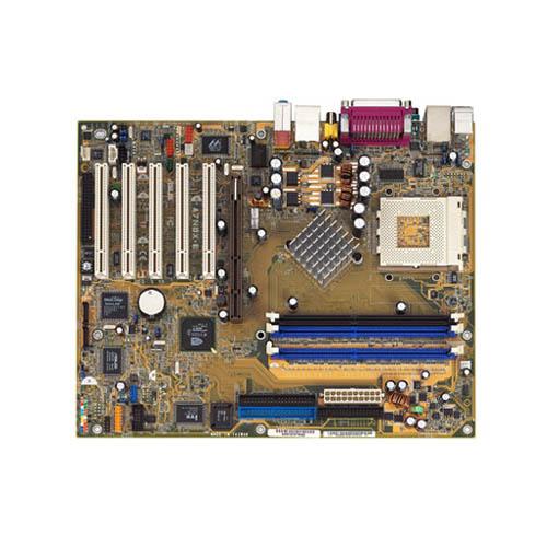 Socket A ASUS A7N8X-X Deluxe,nForce2,3xDDR